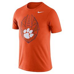 Men's Nike Clemson Tigers Football Icon Tee