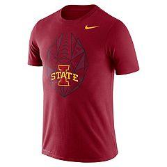Men's Nike Iowa State Cyclones Football Icon Tee