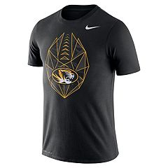 Men's Nike Missouri Tigers Football Icon Tee