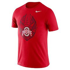 Men's Nike Ohio State Buckeyes Football Icon Tee