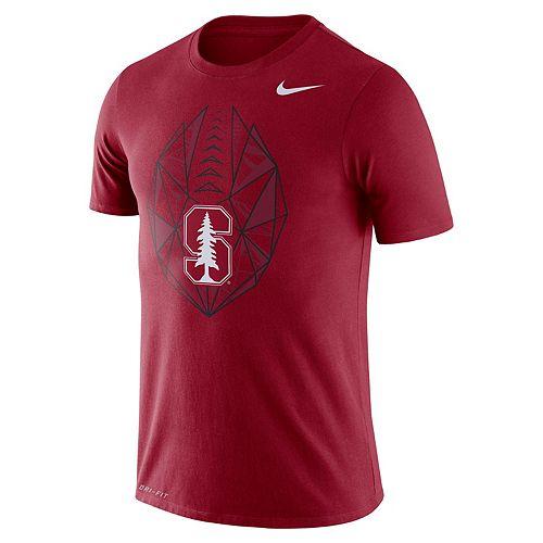 Men's Nike Stanford Cardinal Football Icon Tee