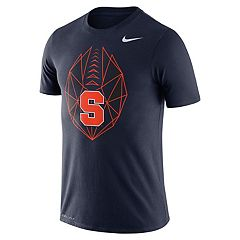 Men's Nike Syracuse Orange Football Icon Tee
