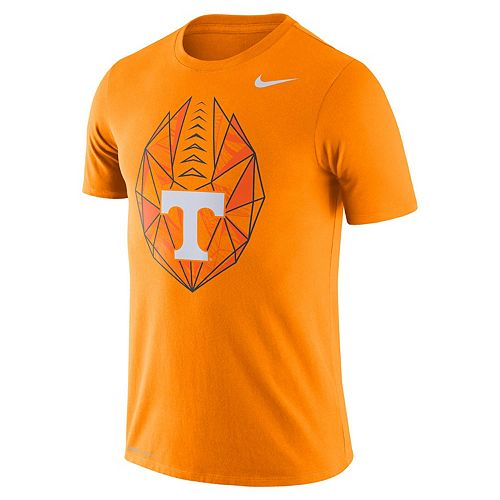 Men's Nike Dri-FIT Tennessee Volunteers Geo Football Tee