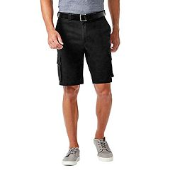 Big & Tall Haggar Stretch Cargo Shorts