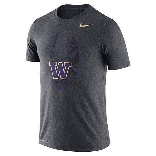 Men's Nike Washington Huskies Football Icon Tee
