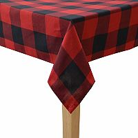 St. Nicholas Square® Buffalo Check Tablecloth