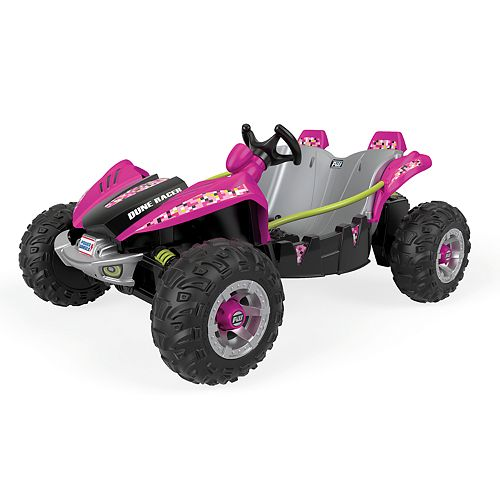 Power Wheels Pink Dune Racer