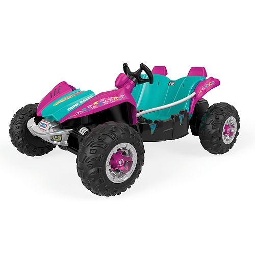 Power Wheels Barbie Dune Racer