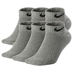 Men's Nike 6-pack Performance Low-Cut Socks