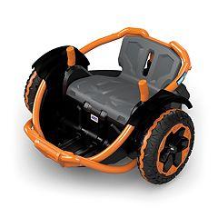 Power Wheels Orange Wild Thing