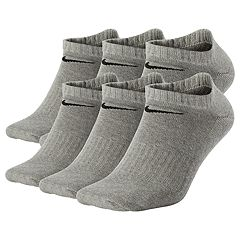 Men's Nike 6-pack Performance No-Show Socks