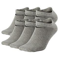 Men's Nike 6-pack Performance No-Show Socks