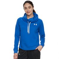 Women's Under Armour Favorite Fleece Novelty Left Chest Logo Hoodie