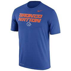 Men's Nike Boise State Broncos Authentic Legend Tee