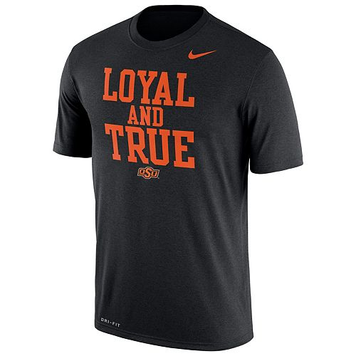 Men's Nike Oklahoma State Cowboys Authentic Legend Tee
