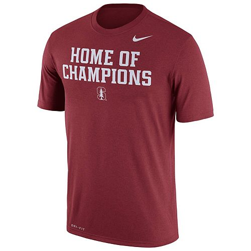 0f6fc3627 Men s Nike Stanford Cardinal Authentic Legend Tee