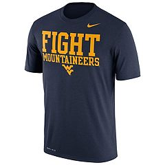 Men's Nike West Virginia Mountaineers Authentic Legend Tee