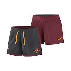 Women's Nike Iowa State Cyclones Dri-FIT Touch Shorts