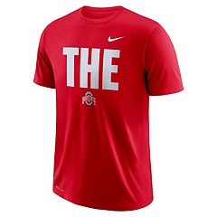 Men's Nike Ohio State Buckeyes Local Tee