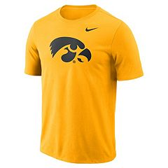 Men's Nike Iowa Hawkeyes Logo Tee