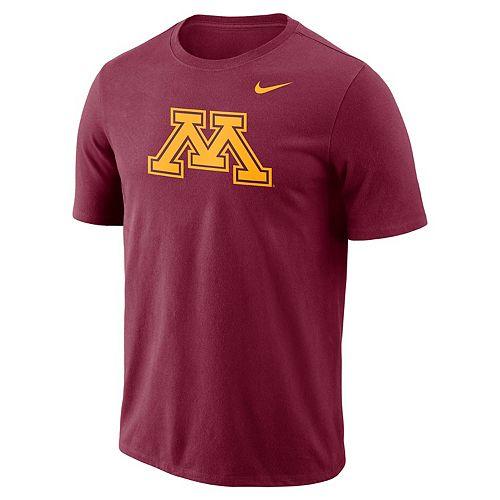 Men's Nike Minnesota Golden Gophers Logo Tee