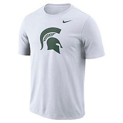 Men's Nike Michigan State Spartans Logo Tee
