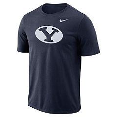 Men's Nike BYU Cougars Logo Tee