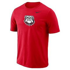 Men's Nike Georgia Bulldogs Logo Tee