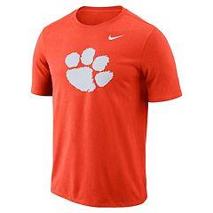 Men's Nike Clemson Tigers Logo Tee