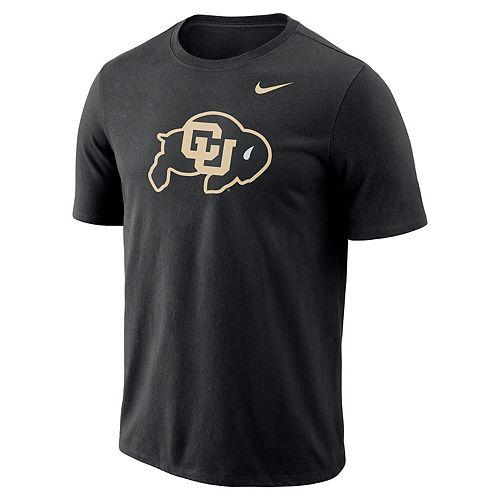 Men's Nike Colorado Buffaloes Logo Tee