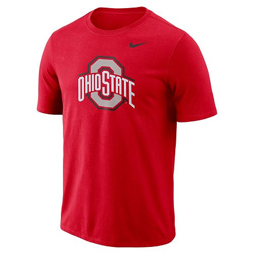 Men's Nike Ohio State Buckeyes Logo Tee