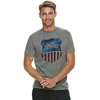Men's SONOMA Goods for Life™ Motorcycle Shield Tee
