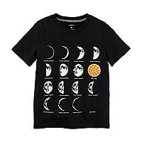 Boys 4-8 Carter's Pizza Moon Graphic Tee