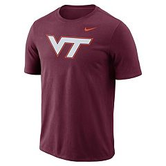Men's Nike Virginia Tech Hokies Logo Tee