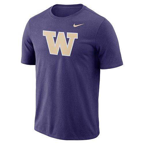 Men's Nike Washington Huskies Logo Tee