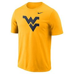 Men's Nike West Virginia Mountaineers Logo Tee