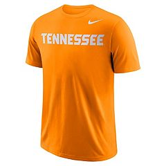 Men's Nike Dri-FIT Tennessee Volunteers Wordmark Tee