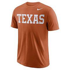 Men's Nike Dri-FIT Texas Longhorns Wordmark Tee