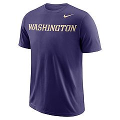 Men's Nike Washington Huskies Wordmark Tee