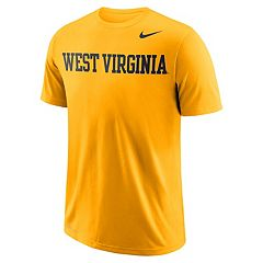 Men's Nike West Virginia Mountaineers Wordmark Tee