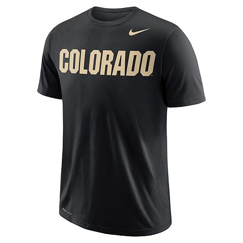 Men's Nike Colorado Buffaloes Wordmark Tee