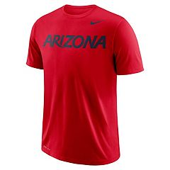 Men's Nike Arizona Wildcats Wordmark Tee