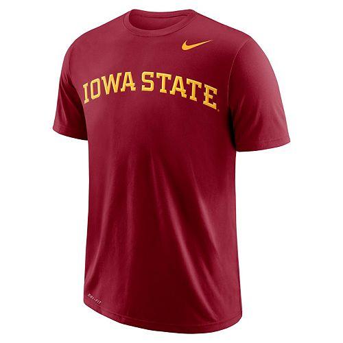 Men's Nike Iowa State Cyclones Wordmark Tee