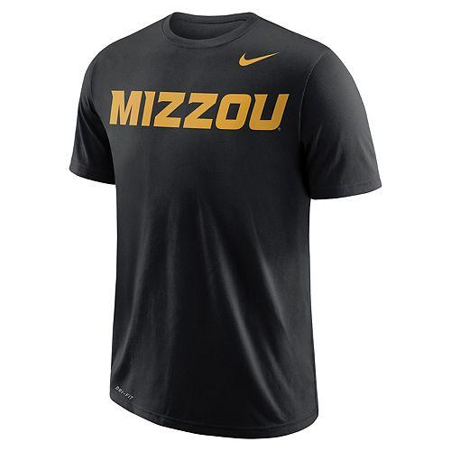 Men's Nike Missouri Tigers Wordmark Tee
