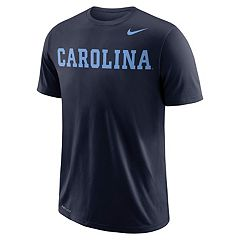 Men's Nike North Carolina Tar Heels Wordmark Tee