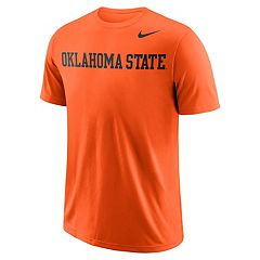 Men's Nike Oklahoma State Cowboys Wordmark Tee