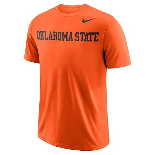 Men's Nike Oklahoma State Cowboys Wordmark Tee