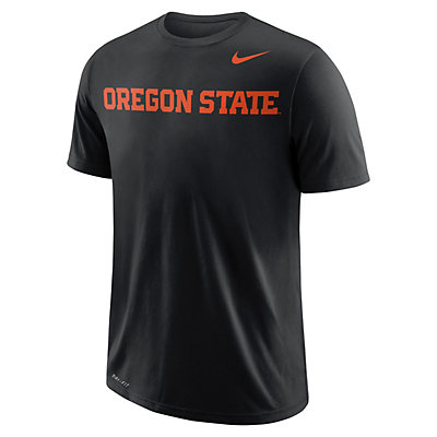 Men's Nike Oregon State Beavers Wordmark Tee