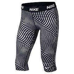 Girls 7-16 Nike Dri-FIT Victory Capri Leggings