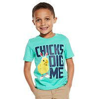 Boys 4-8 Carter's Chick Graphic Tee